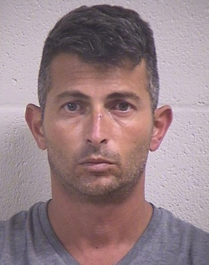 IlanGibori, suspect in sexual assault of minor (SOURCE: Lake County Sheriff's Office)