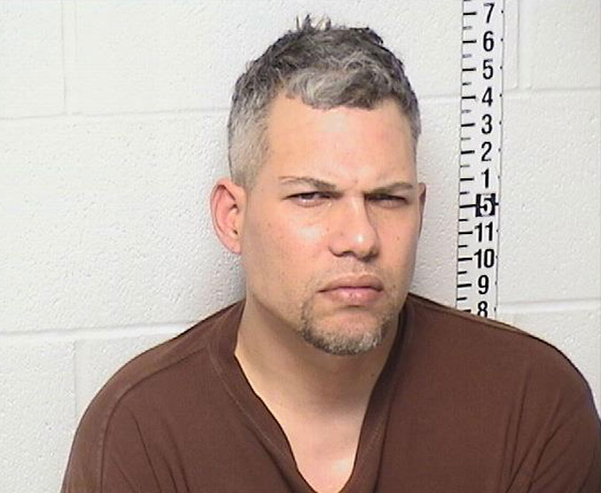 Joe D. Fontanez-Marrero, aggravated domestic battery suspect (SOURCE: Lake County Sheriff's Office)
