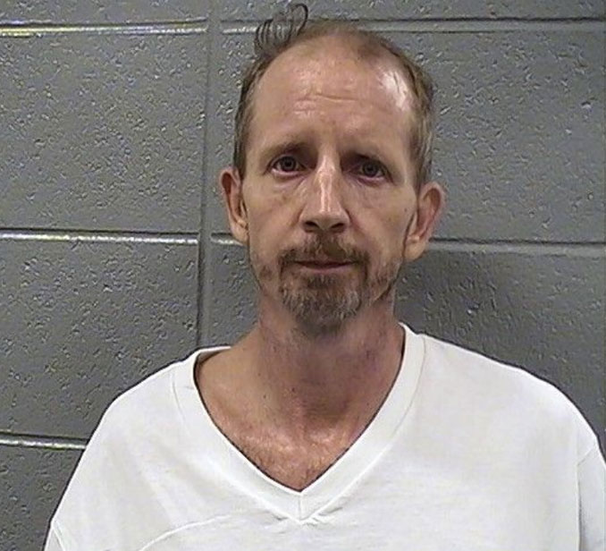 Michael Kelley, convicted Aggravated DUI Causing Death (law enforcement booking photo)