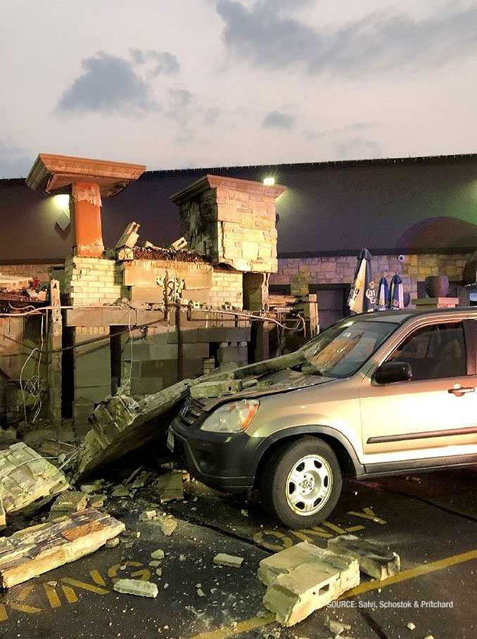 Anastasia's restaurant explosion in Antioch (SOURCE: Law firm Salvi, Schostok & Pritchard)
