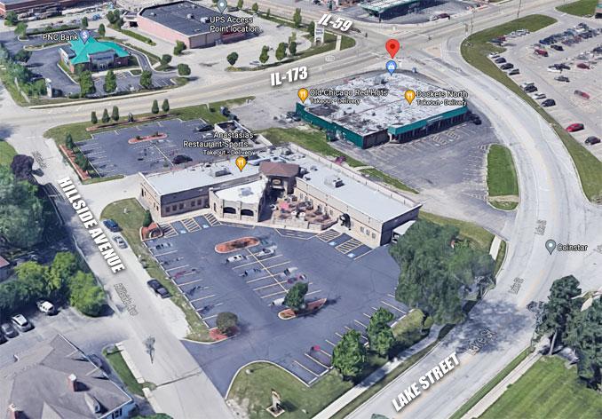 Anastasia's Aerial View (IMAGERY ©2021 Google, Imagery ©2021 Maxar Technologies, U.S. Geological Survey, Map data ©2021 Google)