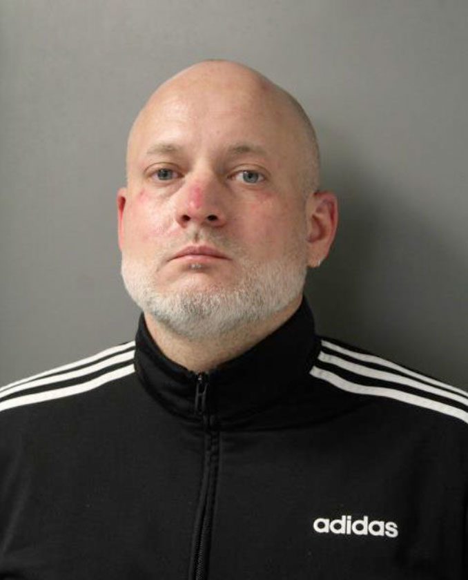 Christian B. Carlsen, misdemeanor battery suspect (SOURCE: Schaumburg Police Department)
