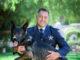 Lake County Sheriff's Office Deputy John Forlenza and K9 Dax (SOURCE: Lake County Sheriff's Office)