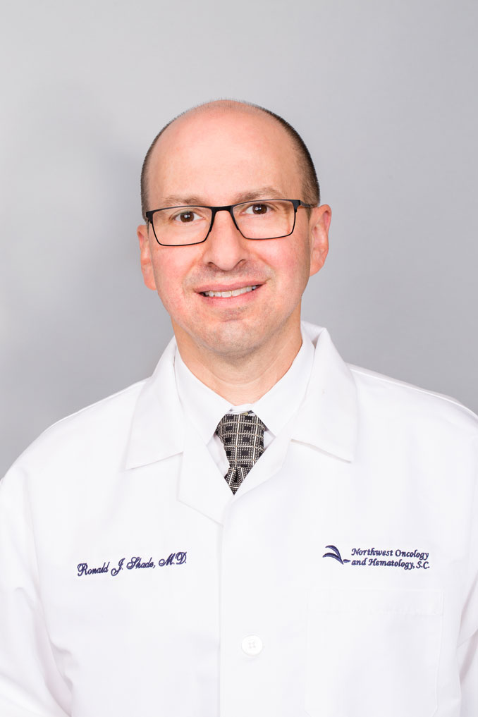 Dr. Ronald Shade, Northwest Oncology and Hematology