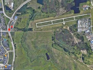 Randall Road and Ackman Road Crystal Lake