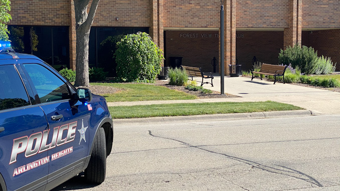 Falcon Drive blocked east of Goebbert Road for stabbing investigation on Saturday, May 29, 2021