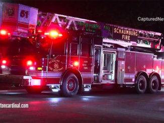 Fatal House Fire Schaumburg, Friday, May 28, 2021