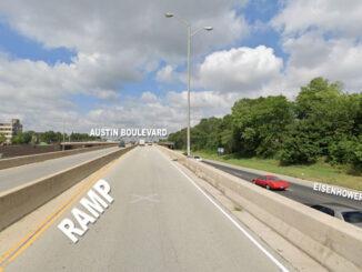I-290 West Austin Ramp (Image capture August 2019 ©2021 Google)