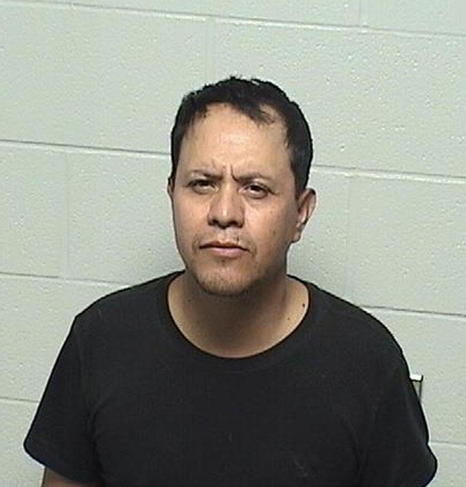 Jose Torrez, sexual assault suspect (Lake County Sheriff's Office)