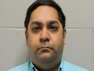Omayr Niazi (law enforcement booking photo)