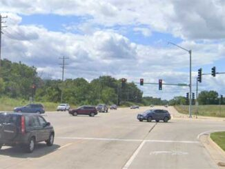 Route 176 Fairfield Road Street View westbound on Route 176 (Image captured August 2019 ©2021 Google).