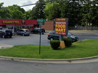 Woodstock Food Mart Street View (Image capture: June 2019 ©2021 Google)