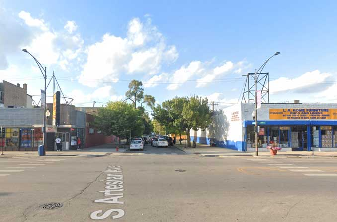 63rd St and Artesian Avenue Chicago (Google Street View image captured August 2019 ©2021)