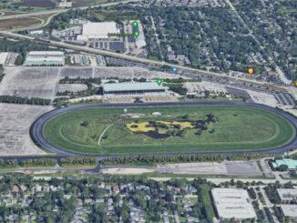 Arlington Park Aerial (Imagery ©2021 Google, Landsat / Copernicus, NOAA, Imagery ©2021 Maxar Technologies, U.S. Geological Survey USDA Farm Service Agency, Map data ©2021)
