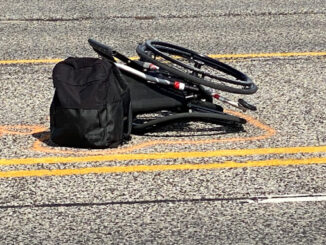 Wheelchair pedestrian injured in hit-and-run crash on Elmhurst Road south of Millers Road in Mount Prospect on Wednesday, June 2, 2021