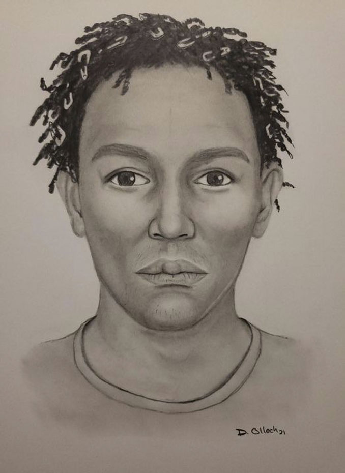 Facial Composite Sex Assault Bike Path (SOURCE: Lake County Sheriff's Office/Mount Prospect Police Detective Dirk Ollech)