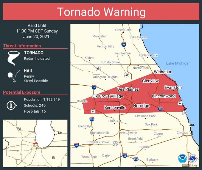 Tornado Warning 20210620