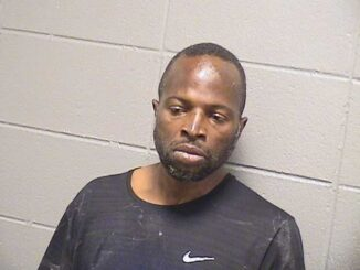 Winfred Barnett, retail theft and possession of controlled substance suspect (SOURCE: Cook County Sheriff's Office)