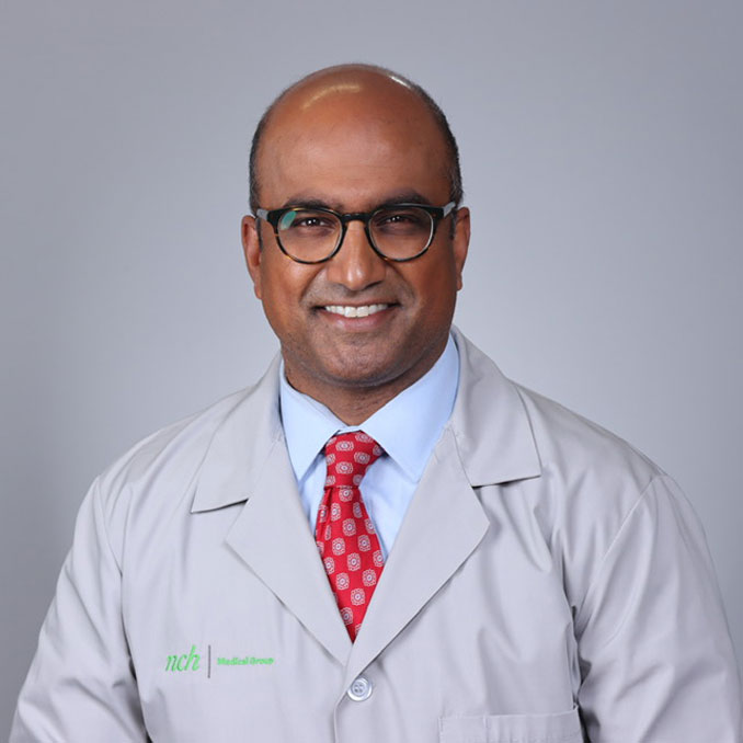 Ankit Shah, M.D., Northwest Community Healthcare.