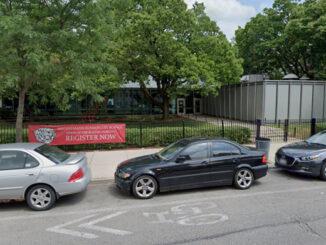 Brennemann Elementary School on Clarendon (Image capture July 2019 ©2021 Google)