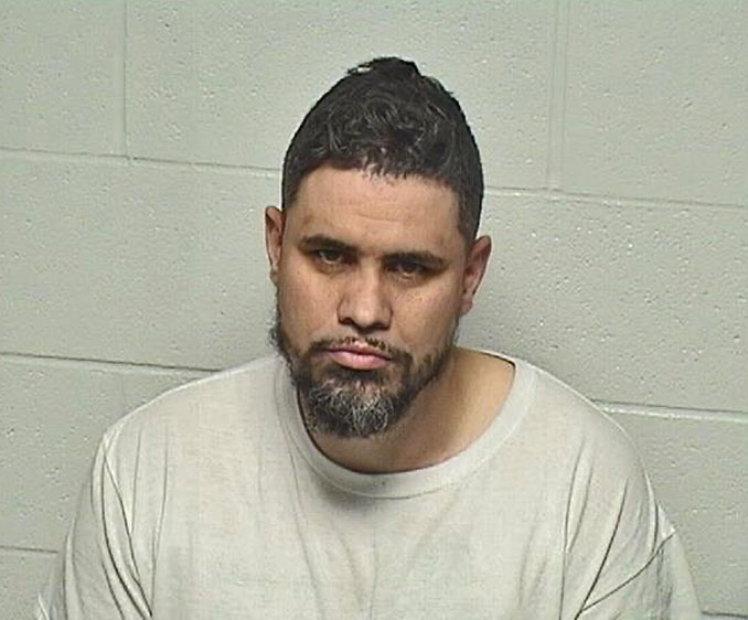 Anthony Brown, suspect in gang arrest (SOURCE: Lake County Sheriff's Office)