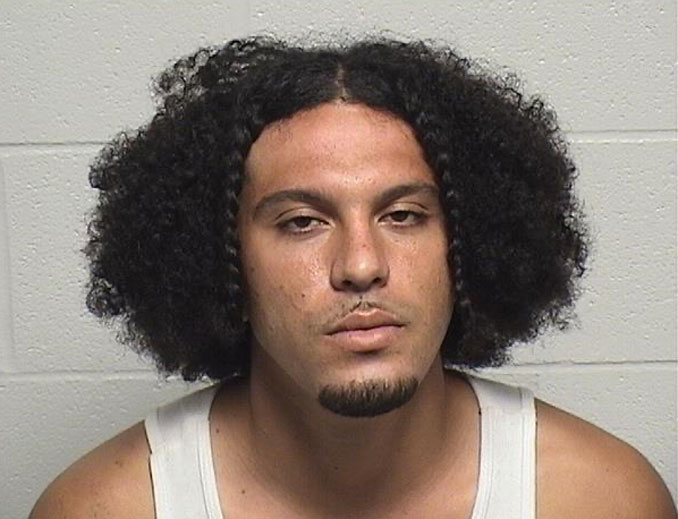 Carl P. Marder-Grant, suspect in gang arrest (SOURCE: Lake County Sheriff's Office)