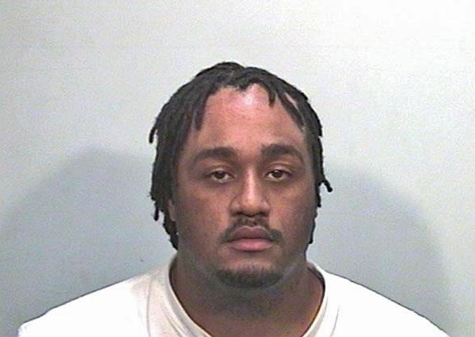 Darryl Benjamin, suspect in gang arrest (SOURCE: Lake County Sheriff's Office)