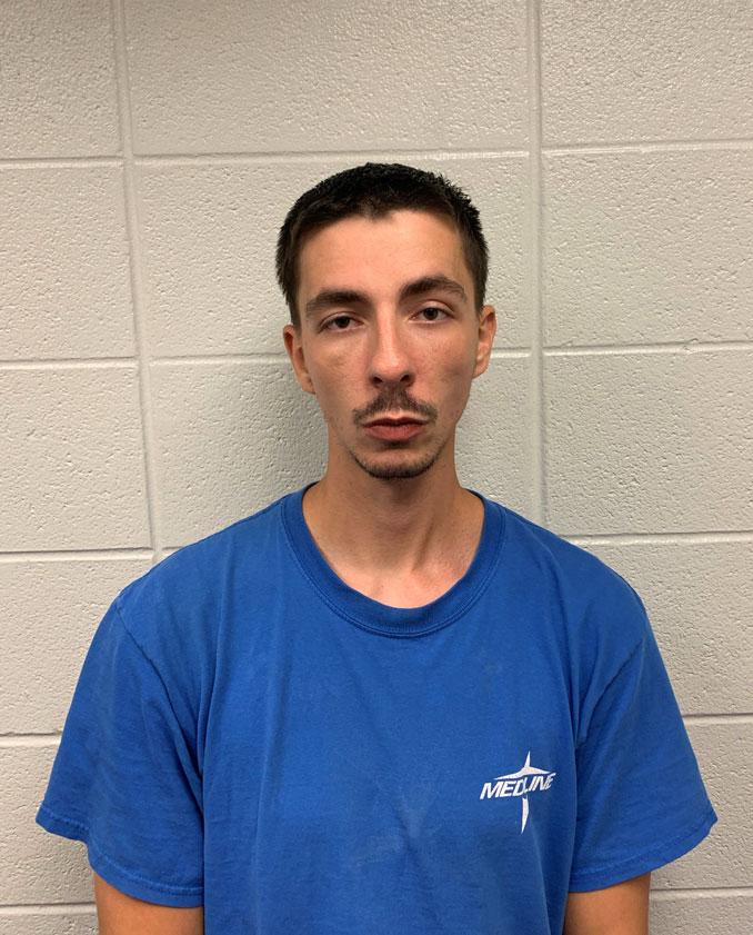 David Uzelac, church burglary suspect (SOURCE: Lake County Sheriff's Office)