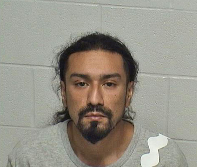 Gilberto Alvarado-Cuen, suspect in gang arrest (SOURCE: Lake County Sheriff's Office)