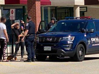 No Trespassing Order at Jewel-Osco on Rand Road in Arlington Heights