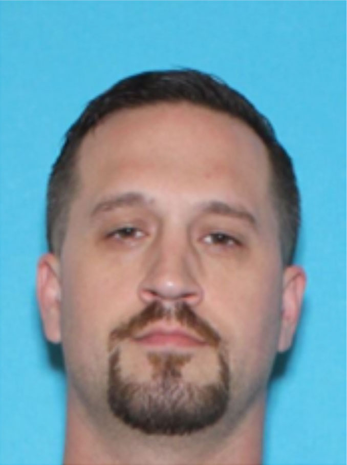 Ryan Barrett, resident of Huntley and suspect in road rage murder in West Dundee, Illinois (SOURCE: West Dundee Police Department)