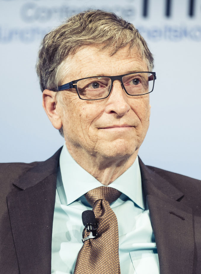 Bill Gates 2017 in 2017