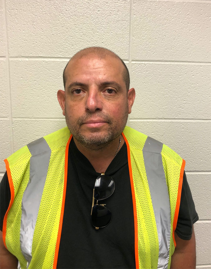 Ernesto Fallat, identity theft suspect (SOURCE: Lake County Sheriff's Office)