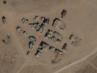Bonanza Creek Ranch (Imagery ©2021 Google, Imagery ©2021 Maxar Technologies, U.S. Geological Survey, Map data ©2021)