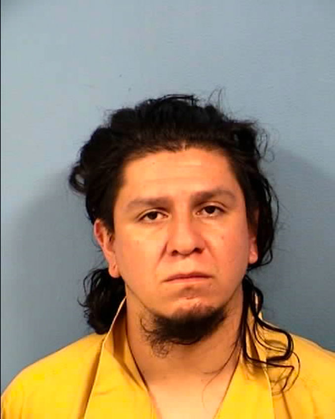 Luis Gomez-Garcia, Aggravated Vehicular Hijacking suspect (SOURCE: DuPage County Sheriff's Office)