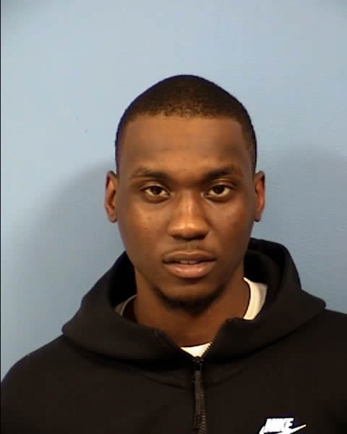 Shannon Moore, Aggravated Battery to a Peace Officer suspect (SOURCE: DuPage County Sheriff's Office)